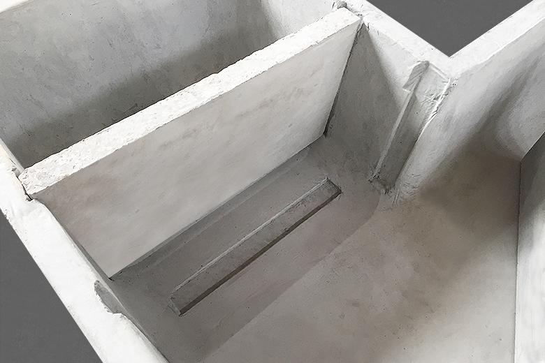 真空感应电炉用流槽预制件